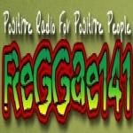 Logo da emissora Reggae 141