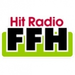 Logo da emissora FFH 105.9 FM Digital Black Power