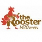 Logo da emissora Radio WHBN The Rooster 1420 AM