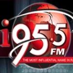 Logo da emissora i 95.5 FM