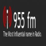 Logo da emissora Radio i 95.5 FM