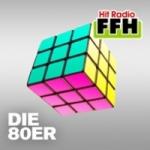 Logo da emissora FFH 105.9 FM Die 80er