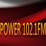 Logo da emissora Power 102.5 FM