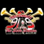 Logo da emissora Soca 91.9 FM