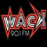 Logo da emissora Radio WACK 90.1 FM