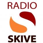 Logo da emissora Radio Skive 104 FM