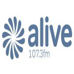Logo da emissora Radio Alive 107.3 FM