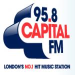 Logo da emissora Radio Capital Scotland 105 FM