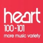 Logo da emissora Heart West Scotland 100 FM