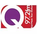 Logo da emissora Q 97.2 FM