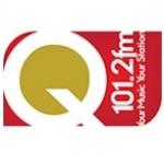 Logo da emissora Q 101.2 FM West