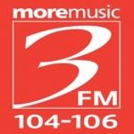 Logo da emissora 3FM 104