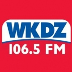 Logo da emissora Radio WKDZ 106.5 FM