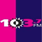 Logo da emissora Channel 103.7 FM