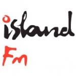 Logo da emissora Island 104.7 FM