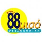 Logo da emissora Radio 88 Miso FM