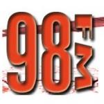 Logo da emissora Radio 98FM