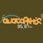 Logo da emissora Radio Anatolikos 95.8 FM
