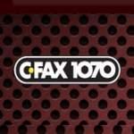 Logo da emissora Radio CFAX 1070 AM