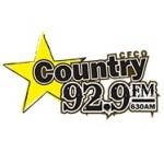 Logo da emissora Radio CFCO 92.9 FM - 630 AM