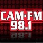 Logo da emissora Radio CFCW 98.1 FM