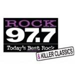 Logo da emissora Radio CFGP 97.7 FM