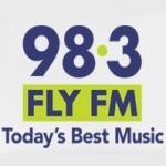 Logo da emissora Radio CFLY 98.3 FM