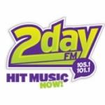 Logo da emissora Radio CFLZ 2Day 105.1 FM