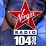Logo da emissora Radio CFMG 104.9 FM