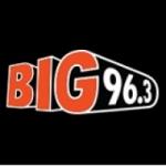 Logo da emissora Radio CFMK Big 96.3 FM