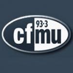 Logo da emissora Radio CFMU 93.3 FM