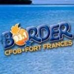 Logo da emissora Radio CFOB 93 FM