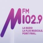 Logo da emissora Radio CFOM 102.9 FM