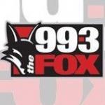Logo da emissora Radio CFOX 99.3 FM