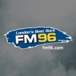 Logo da emissora Radio CFPL 96 FM