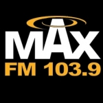 Logo da emissora Radio CFQM Max 103.9 FM
