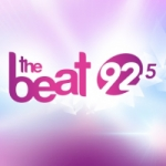 Logo da emissora Radio CFQR The Beat 92.5 FM