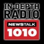 Logo da emissora Radio CFRB Newstalk 1010 AM