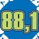 Logo da emissora Radio CFRH 88.1 FM