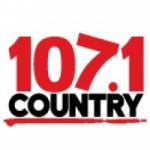 Logo da emissora Radio CFSR Country 107.1 FM