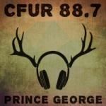 Logo da emissora Radio CFUR 88.7 FM