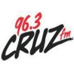 Logo da emissora Radio CFWD Cruz 96.3 FM