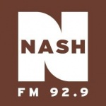 Logo da emissora Radio WLXX Nash 92.9 FM