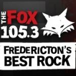 Logo da emissora Radio CFXY The Fox 105.3 FM