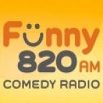 Logo da emissora Radio CHAM Funny 820 AM