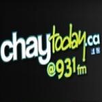 Logo da emissora Radio CHAY Energy 93.1 FM