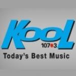Logo da emissora Radio CHBE Kool 107.3 FM