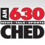 Logo da emissora Radio CHED 630 AM