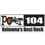 Logo da emissora Radio CHIM Power 104.7 FM