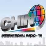 Logo da emissora Radio CHIN 100.7 FM